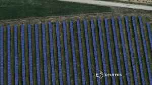 Argentina's solar farm reflects China's ambitions [Video]