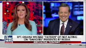 News video: Obama White House 'miscalculated' Russia threat