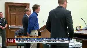 Man pleads not guilty in shooting [Video]