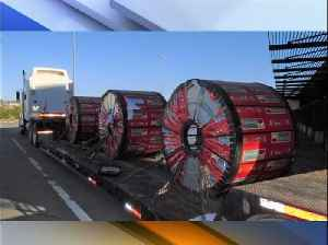 BP: Two tons of marijuana concealed in semi seized at border - ABC15 Crime [Video]