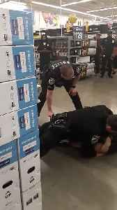 Police Officers Forcibly Detain Man with Taser [Video]