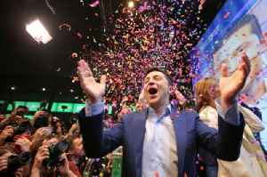 Comedian wins Ukraine's election [Video]