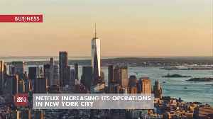 Netflix Brings New Jobs To New York City [Video]