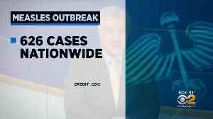 Lack Of Vaccinations, Ease of Travel To Blame For Measles Outbreak [Video]