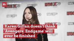 Karen Gillan Gives Her Thoughts On New 'Avengers' Movie [Video]