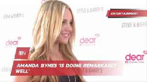 Amanda Bynes Is On A New Path [Video]