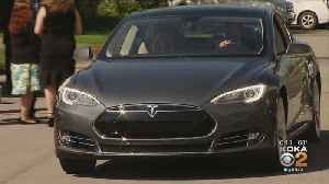 Tesla Says Their Cars Are Less Likely To Burst Into Flames Than Gas-Powered [Video]