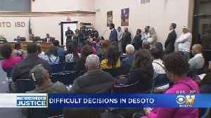 Tough Decisions Ahead For DeSoto ISD [Video]