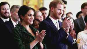 Royal Couple Could Be Considering Move To Africa [Video]