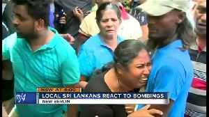 Sri Lankans in Wisconsin express dismay at Easter Sunday bombings [Video]