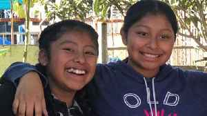 Second Sister Dies Weeks After Being Hit by Truck While Walking to School in South LA [Video]