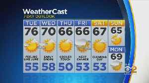 New York Weather: 4/22 Monday Evening Weather Forecast [Video]
