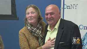 Woman Meets Transplant Recipient Of Late Husband's Heart [Video]