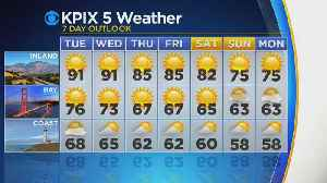 Monday Evening Forecast With Paul Deanno [Video]
