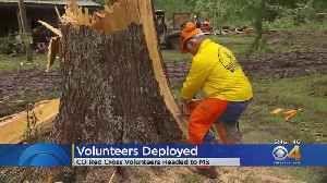 Colorado Red Cross Volunteers Head To Mississippi [Video]