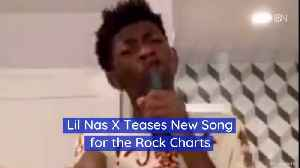 Lil Nas X Takes Aim At Another Genre [Video]