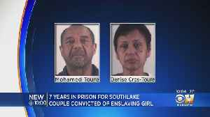 Southlake Couple Gets 7 Years In Prison For Forced Labor Of Child [Video]