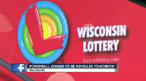 Trying to track down the big Powerball winner in a New Berlin park [Video]