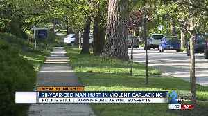 78-year-old Baltimore man beaten and carjacked after Easter Sunday Mass [Video]