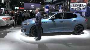 What stands out at the New York Auto Show? [Video]