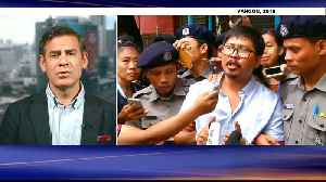 Myanmar court rejects final appeal by jailed Reuters journalists [Video]