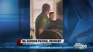Pima County Attorney dismisses charges against UA students in Border Patrol incident [Video]