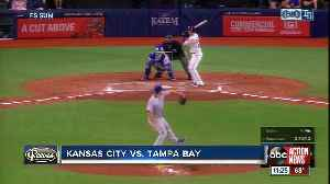 New dad Mike Zunino hits 2-run home run to help Tampa Bay Rays rally past Kansas City Royals [Video]