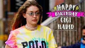 Gigi Hadid's 4 biggest fashion scandals at 24 years old [Video]