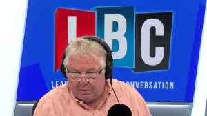 Nick Ferrari Takes Aim At 'Outrageous' Bercow Over Donald Trump Snub [Video]