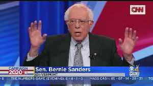 Bernie Sanders Says Felons, Including Boston Marathon Bomber, Should Be Able To Vote [Video]