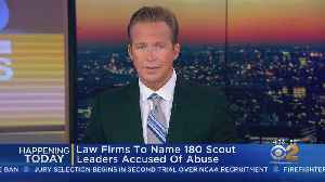Attorneys To Name Boy Scout Leaders Accused Of Abuse [Video]