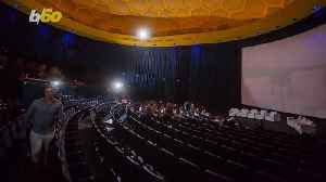 News video: Movie Marathon! Theater Chain To Keep Select Locations Open 24 Hrs. During Avengers: Endgame Opening Weekend