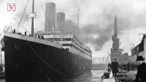 Man Believed to Be Only Sailor to Survive Both Titanic & Lusitania Disasters [Video]