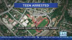 Police: 14-Year-Old Arrested For Allegedly Planning A School Shooting Over Text [Video]
