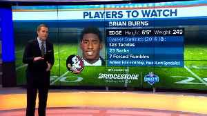 Bridgestone Players to Watch: Brian Burns [Video]