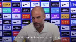 News video: Guardiola: we know exactly what we need to do