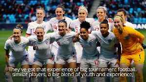 Former England stars say Women's World Cup win is possible with a bit of luck [Video]