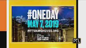 Pittsburgh Gives #OneDay Event [Video]