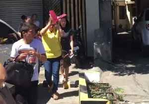 People Evacuate Buildings as Second Earthquake Hits Philippines [Video]