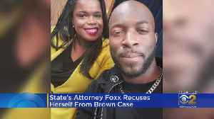 Foxx Recuses Herself From Activist's Criminal Case [Video]