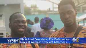 Osundairo Brothers Sue Smollett's Lawyers For Defamation [Video]