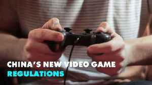 Video games in China no longer allow explicit bloody content [Video]