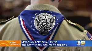 New Allegations Of Sexual Abuse Against The Boy Scouts [Video]
