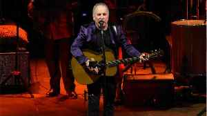 Paul Simon To Donate To Environmental Orgs [Video]