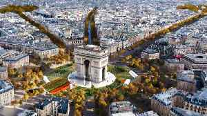 Champs Elysees renovation: French fall out of love with avenue [Video]