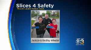 Mount Laurel Boys Given 'Tickets' From Police For Being Safe, Having Fun [Video]