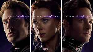 Which 'Avengers' Character Will Die in 'Endgame'?   THR News [Video]