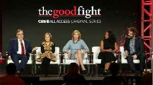 CBS All Access Orders 'The Good Fight' Season Four [Video]