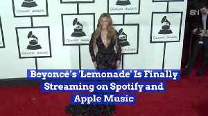 Beyonce Can Be Heard In A Smart Phone Near You [Video]