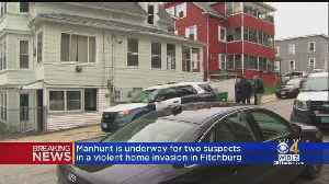 Police Search For 2 Suspects After Fitchburg Home Invasion, Shooting [Video]